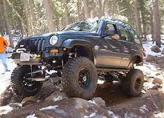 Image result for Best Lift Kit Jeep Liberty