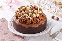 Wielkanocne Ciasto Czekoladowe. Poznaj przepis - kliknij w zdjęcie! #wielkanoc
