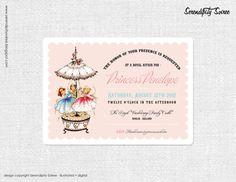 Vintage Dancing Princesses  Custom by serendipitycreative on Etsy, $15.00