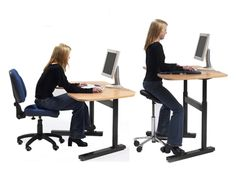 Specialists in active seating, ergonomic furniture, and posture products. Bambach and Salli saddle chairs, writing slopes, and MEDesign Backfriend back supports. Saddle Chair, Drafting Desk, Health, Room, Furniture, Design, Home Decor, Gadgets, Interiors