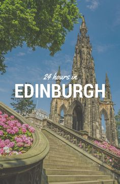 What to see and do in #Edinburgh a day. From the hills to the museums, from all the food to the best nights out.
