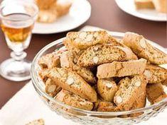 Как приготовить итальянское печенье кантучини, рецепт