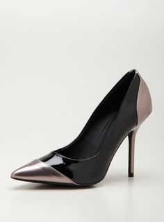 Charley High Pointy Toe Pump