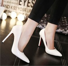 9d1c0c2d8cb Buy Classic women shoes red bottom High heel Ladys sexy stiletto valentine  High heels Party shoes woman pumps Size in Pumps on AliExpress