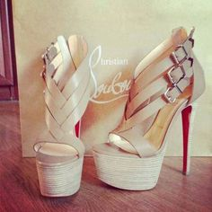 Honestly, I would sell all of my unnecessary organs to China's black market to have these in my closet.