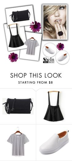 """SheIn 5/VII"" by hedija-okanovic ❤ liked on Polyvore featuring shein"