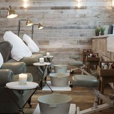 Cowshed Spa - Chicago's Soho House
