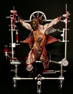 Tortured Souls, Clive Barker, Spawn Figures