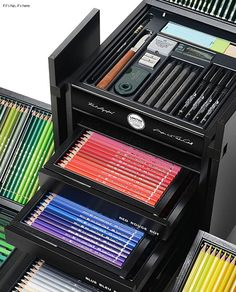 Faber-Castell's KARLBOX is a limited edition 350-piece art supply kit packaged…