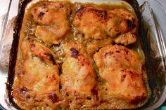 Pumpkin Chicken Thighs!  AMAZING!!