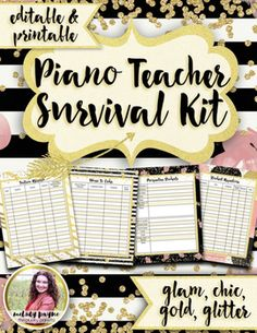 Don't know about the survival kit, but I like this color theme! Decorate next classroom this way?