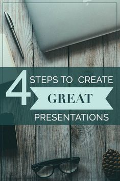 Create great presentations for live audiences, SlideShare, online courses and webinars with these four proven steps: ideation, design, preparation and giving out a freebie.