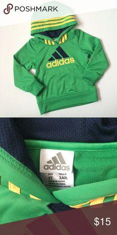 Adidas hoodie Cute hoodie sweatshirt in EUC! Adidas Shirts & Tops