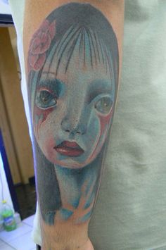 Tattoo full color