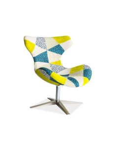 FOTOLIU - ELVIS A Egg Chair, Lounge, Modern, Furniture, Home Decor, Airport Lounge, Drawing Rooms, Trendy Tree, Decoration Home