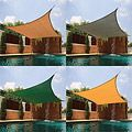 Large Square Sail Sun Shade | Overstock.com Shopping - The Best Deals on Sunsails