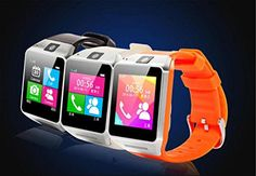Real smart watch phone GSM & Bluetooth Smartwatch with Touch Screen Compatible with more than 99% mobile phone