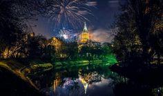 1-st December, Timișoara Northern Lights, Saints, December, Nature, Travel, Naturaleza, Viajes, Destinations, Nordic Lights