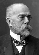 Robert Koch - made lots and lots of discoveries (cause of anthrax) and came up w/lots of lab techniques still practiced today !