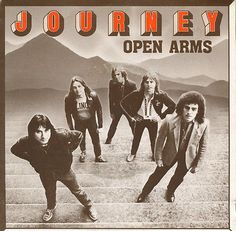 Journey-Open-Arms-Little-Girl-Holland-Import-45-With-Picture-Sleeve