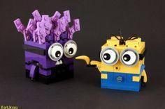 Yatkuu's Lego Minions Evil