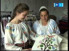 Tezaur - Maria Ciobanu - meşter popular la Moldova 1 - YouTube