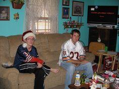 David & Daniel - Christmas 2010