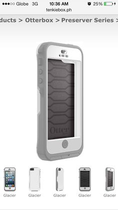Otterbox Preserver Series for iPhone 5 53295a79ab