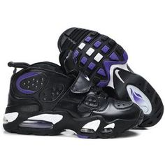 247f15acd4eed Nike Air CB 34 Charles Barkley Shoes Black Purple Sport Air Jordan Shoes