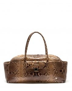 Stained python Lanvin bag...yes please (disregard the $5,950 price tag...)