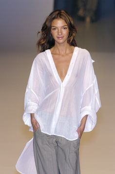 White shirt by Stella McCartney Spring