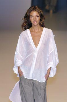 Modelle Italiane,: Mariacarla @Stella McCartney
