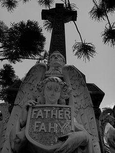 Father Fahy, Recoleta Buenos Aires http://ogunquitbeachinn.blogspot.com/2011/11/recoleta.html