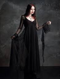 Znalezione obrazy dla zapytania goth clothes