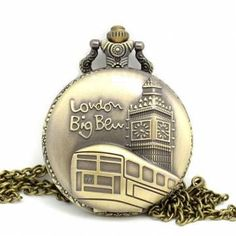 Perfect Gift. FREE SHIPPING! Vintage London Big Ben Letters Chain Analog Pocket Watch SKU245630 Big Ben London, Shop Till You Drop, Vintage London, Pocket Watch, Jewelry Watches, Free Shipping, Chain, Store, Gifts
