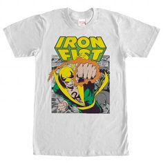 Iron Punch T Shirts, Hoodies. Check price ==► https://www.sunfrog.com/Geek-Tech/Iron-Punch.html?41382