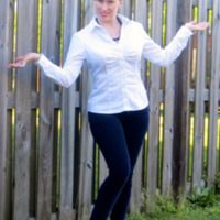 Vogue Patterns: 8747 by katski entered in to the Intermediate contest