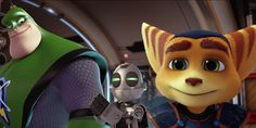 Ratchet & Clank  in a Battle