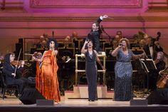 """Check out our  coverage for The New York Pops concert """"Sophisticated Ladies"""" at Carnegie Hall with performances by Sy Smith, Montego  Glover and Carpathian Jenkins on November 13th."""