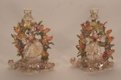 Autumn Candleholder by Tricia Street - $1,500.00 : Swan House Miniatures, Artisan Miniatures for Dollhouses and Roomboxes