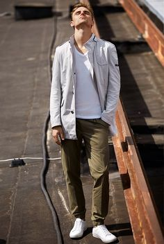 A Moda Masculina Urbana e Elegante da Strellson - Canal Masculino