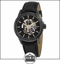 RAYMOND WEIL RELOJ DE HOMBRE AUTOMÁTICO 42MM CORREA DE CUERO 2715-BKC-20021 de  ✿ Relojes para hombre - (Lujo) ✿