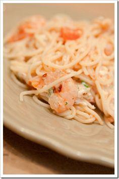 Spicy Shrimp & Pasta Casserole ... and a few more recipes