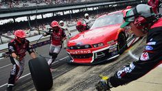 NASCAR Illustrated goes inside the pit stop practice of Ryan Reed to learn how he receives insulin shots for his diabetes during races.