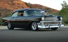 56 Chevy Gasser | CHEVY 55'56'57' CuStOm >>>> - Page 6