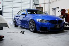 BMW 435i Vorsteiner Akrapovic | Flickr - Photo Sharing!