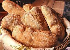 Pan a la antigua, según receta de Peter Reinhart