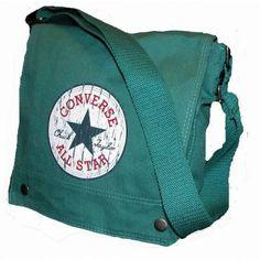 66a3da859c961 Converse Tasche Vintage Patch Fortune Bag Medium Green