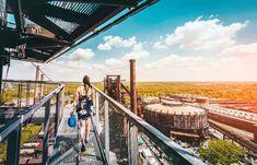 Pokračujeme ve vzpomínkách na léto :) . . . .  #summer #leto #dov #dolnioblast #dolnioblastvitkovice #czechgirl #love #withlove #industrial #heritage #she #landscape #tower #bolt #above #instagood #instadaily #instagram #clouds #cloudyday #home #from #ostrava #ostravacity #by #janjasiok