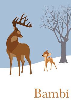 bambi, first scarey movie I ever saw. Was about 5 and I cried when His Mom was shot.